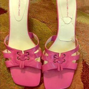 Bandolino Pink Sandals